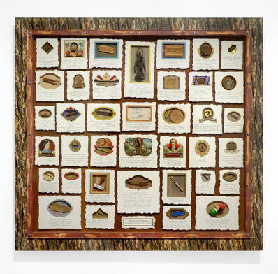 Barton Lidice Benes, 'Sticks & Stones', 2003
