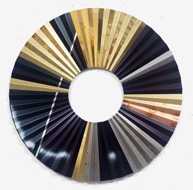 Jay Gard, 'Farbekreis Brass', 2020