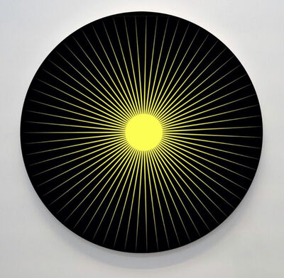 John Zoller, 'John Zoller, Yellow Star', 2020