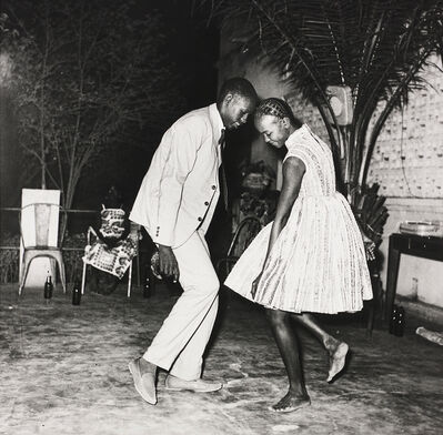 Malick Sidibé, 'Nuit de Noël (Happy-Club)', 1963