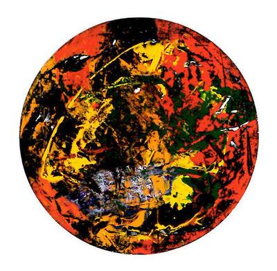 Chu Teh-I, 'Variation A0102', 2001