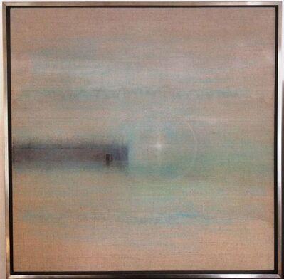 Eduard Angeli, 'Hundeinsel im Nebel / Island of dogs in the fog', 2015