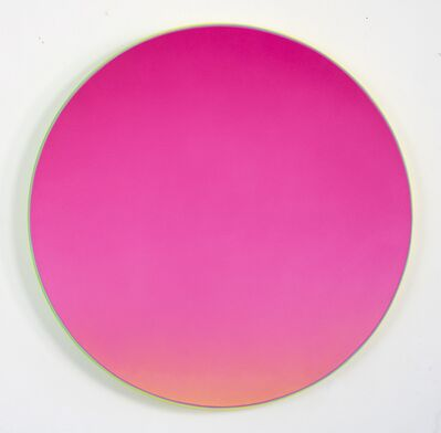 Jan Kaláb, 'Pink Gradient', 2018