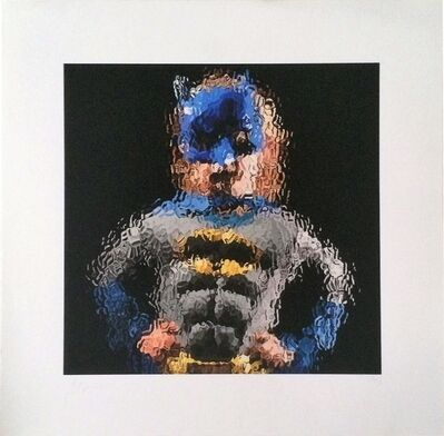 Marcus Harvey, 'Batman', 2012