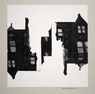 Harry Callahan, 'LaSalle Street, Chicago', 1953