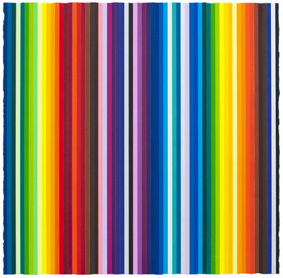 Polly Apfelbaum, 'Rainbow Potpourri', 2012