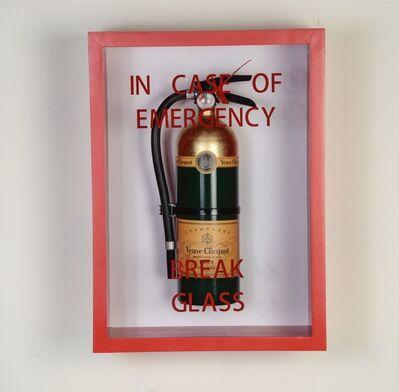 Plastic Jesus, 'In Case of Emergency Break Glass', 2019
