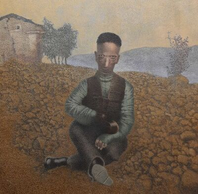 Sergio Sanz, 'Atardecer', 2020