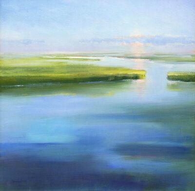 Dana Goodfellow, 'Light on the Marsh', 2015
