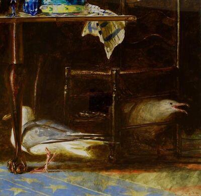 Jamie Wyeth, 'Gulls of Monhegan #1', 1992