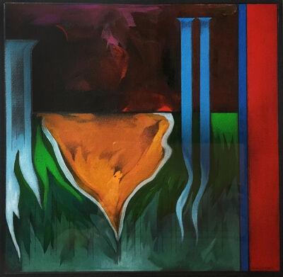 Sonia Gechtoff, 'Japanese Garden', 1989