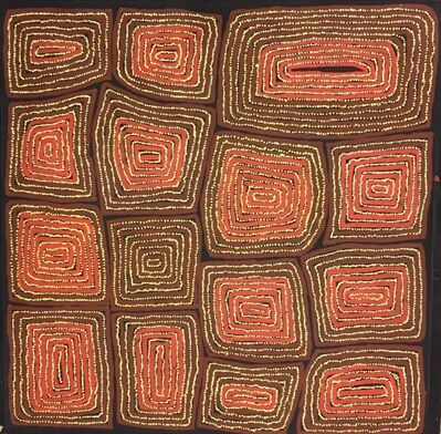 Thomas Tjapaltjarri, 'Tingari Cycle', ca. 2000