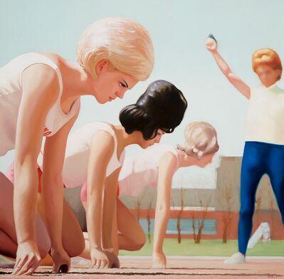 Geoffrey Gersten, 'Flamin' Mamie's Bouffant Belles', 2020