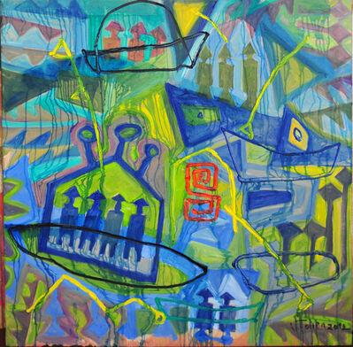 Le Trieu Dien, 'Back to East 5', 2012