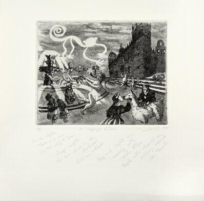 Noriko Shinohara, 'Un Voyage d' Inca III', 2004