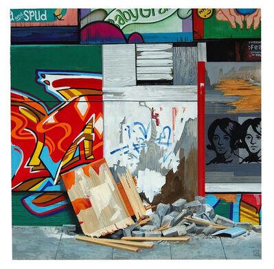Jessica Hess, 'Demolition VIII', 2012