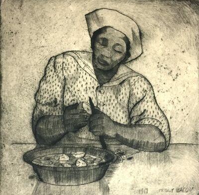 Peggy Bacon, 'Mary', 1919