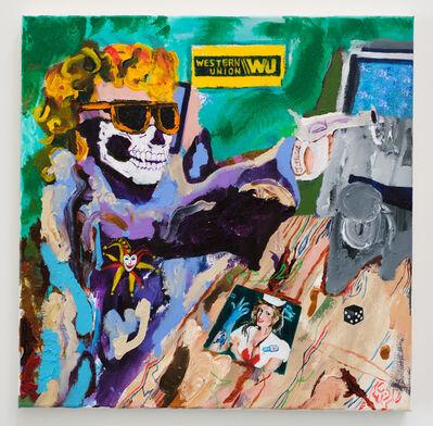 Huey Crowley, 'SoundCloud Burglar', 2017