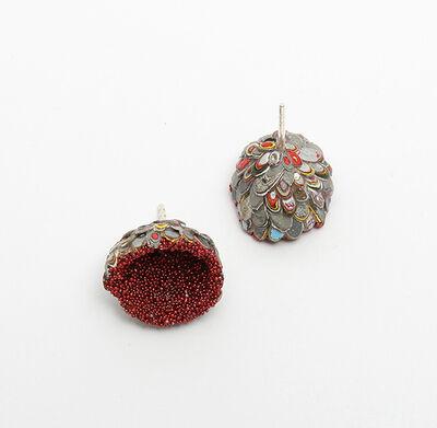 Carina Shoshtary, 'Earrings'
