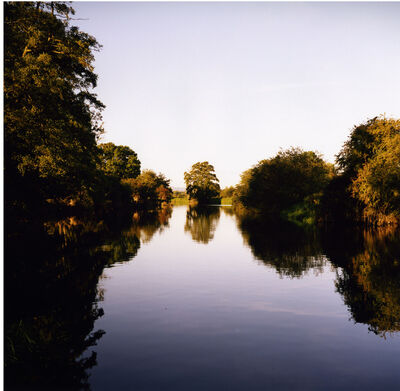 Robert Davies, 'Landscape/River Series: April 1', 2007