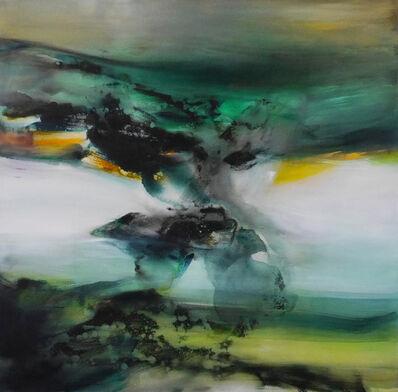 Wyn-Lyn Tan, 'Navigating Malachite', 2018