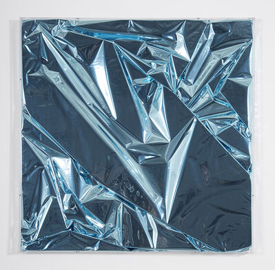 Nina Surel, 'Mylar Blue 2'