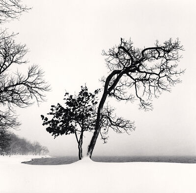 Michael Kenna, 'Chilly Weather, Study 2, Hokkaido, Japan', 2018