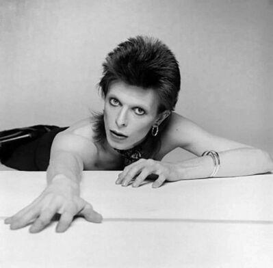 Terry O'Neill, 'David Bowie (Diamond Dogs)', 1974