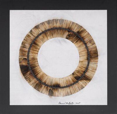 Bernard Aubertin, 'Dessin de feu', 2008