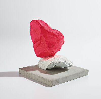 Ugo Rondinone, 'Small White Pink Mountain', 2014