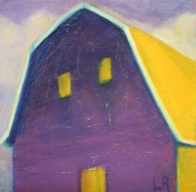 Leslie Rock, 'Small Barn I'
