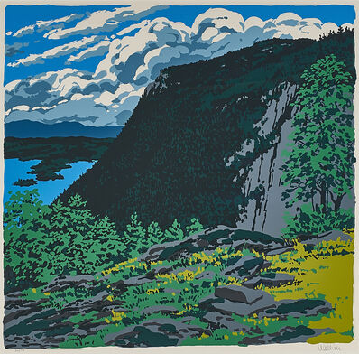 Neil G. Welliver, 'Untitled'