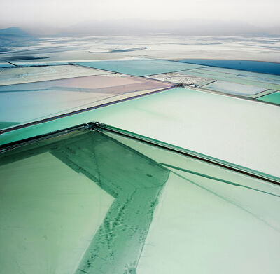 David Burdeny, 'Saltern Study 9, Great Salt Lake'