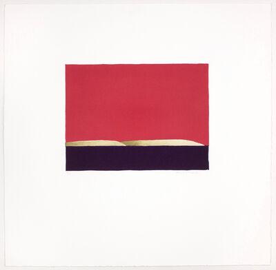 Mark Strand, 'Islands II', 1997