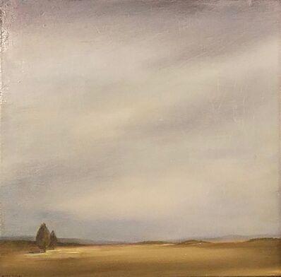 Anne Garton, 'Two Trees in a Landscape', 2016