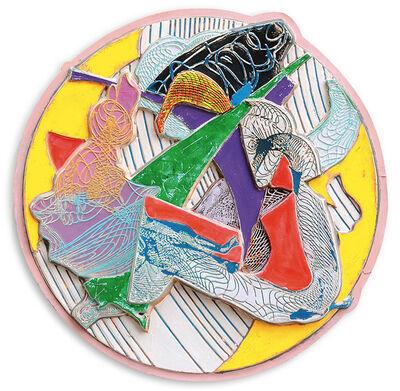 Frank Stella, 'Plutusia I', 1995