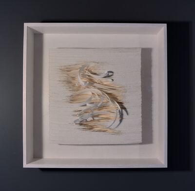 Angela Glajcar, '2016-10 paperwall', 2016