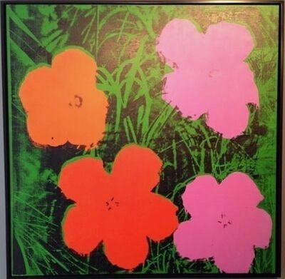 Andy Warhol, 'Flowers ', 1960-1970