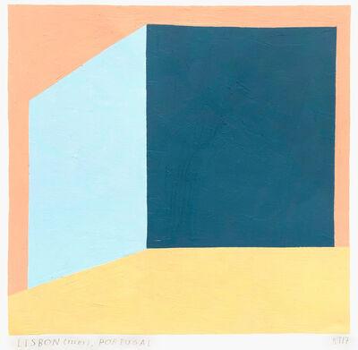 Kristin Texeira, 'lisbon (tiles), portuga', 2017