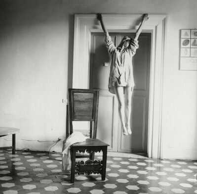 Francesca Woodman, 'Untitled, Rome, Italy', 1977-1978