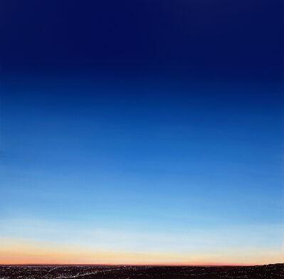 Kristin Moore, 'Blue Velvet Sunrise (LA)', 2021