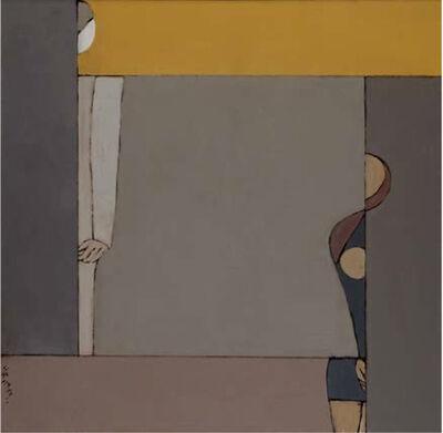 Huang Rui 黄锐, 'Courtyard Story No 9', 1983 -1989