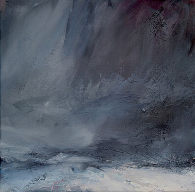 Janette Kerr, 'Evening storm - tide racing in ', 2021