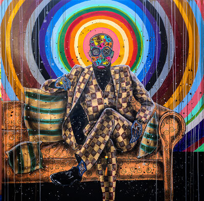 Mederic Turay, 'African dandy', 2018