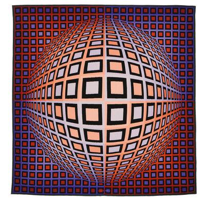Victor Vasarely, 'Vega Gyuru', ca. 1960