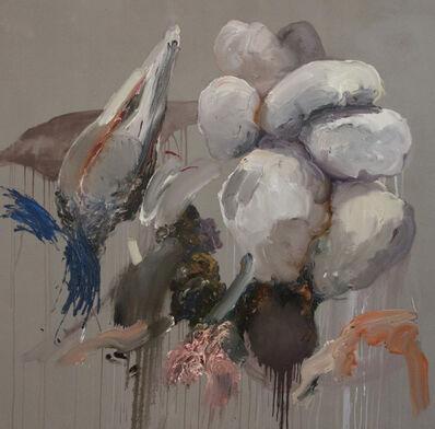 Angel Ricardo Ricardo Ríos, 'Notas en el almuerzo con Frans Hals V', 2019