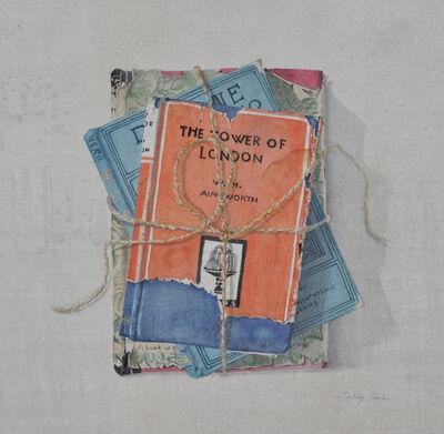 Cathy Ross, 'Books', 2019