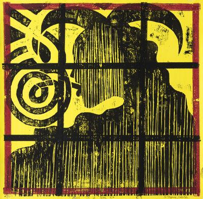 Barthélémy Toguo, 'Alive in a Box 5', 2016