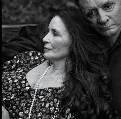 Annie Leibovitz, 'June Carter Cash and Johnny Cash, Hiltons, Virginia', 2001