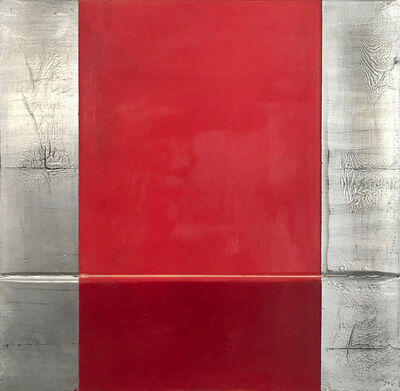 Ulla Stroehmann, 'Untitled, Red', 2010